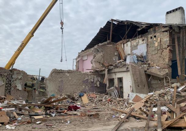 Пострадавшим от взрыва газа в поселке Солидарность выделят свыше 47 000 000 рублей